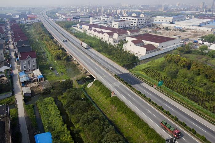 苏杭高速公路